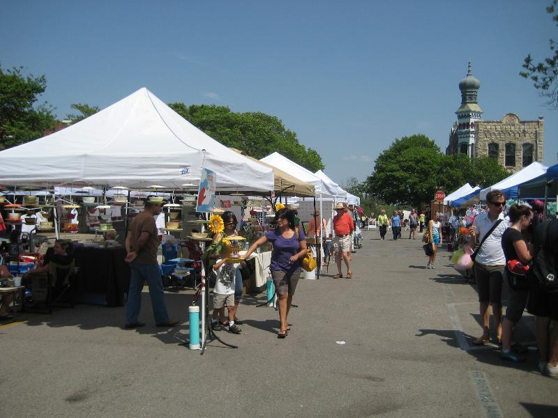 April Market Days on the Square   Seniors Living Smarter