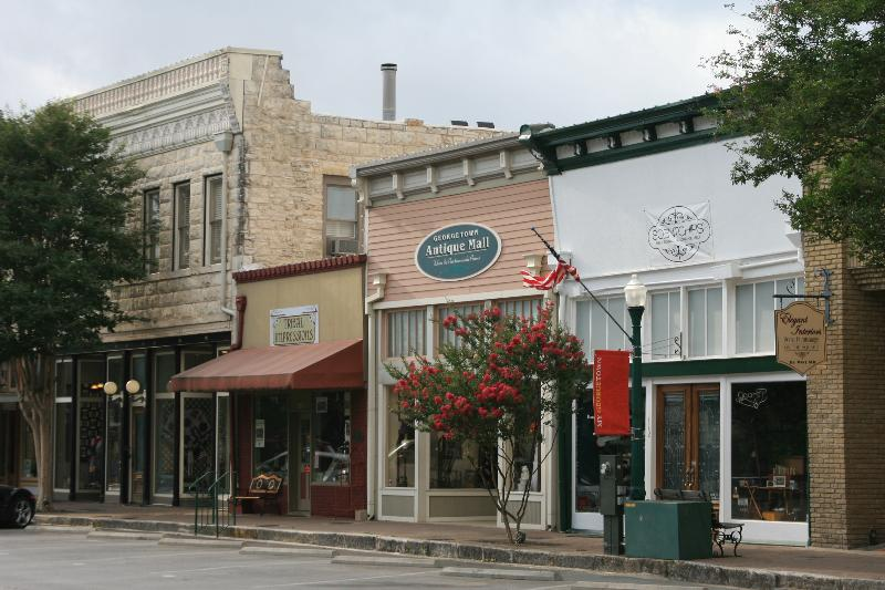 Georgetown TX Cited In US News 10 Great Places To Retire Georgetown TX Real