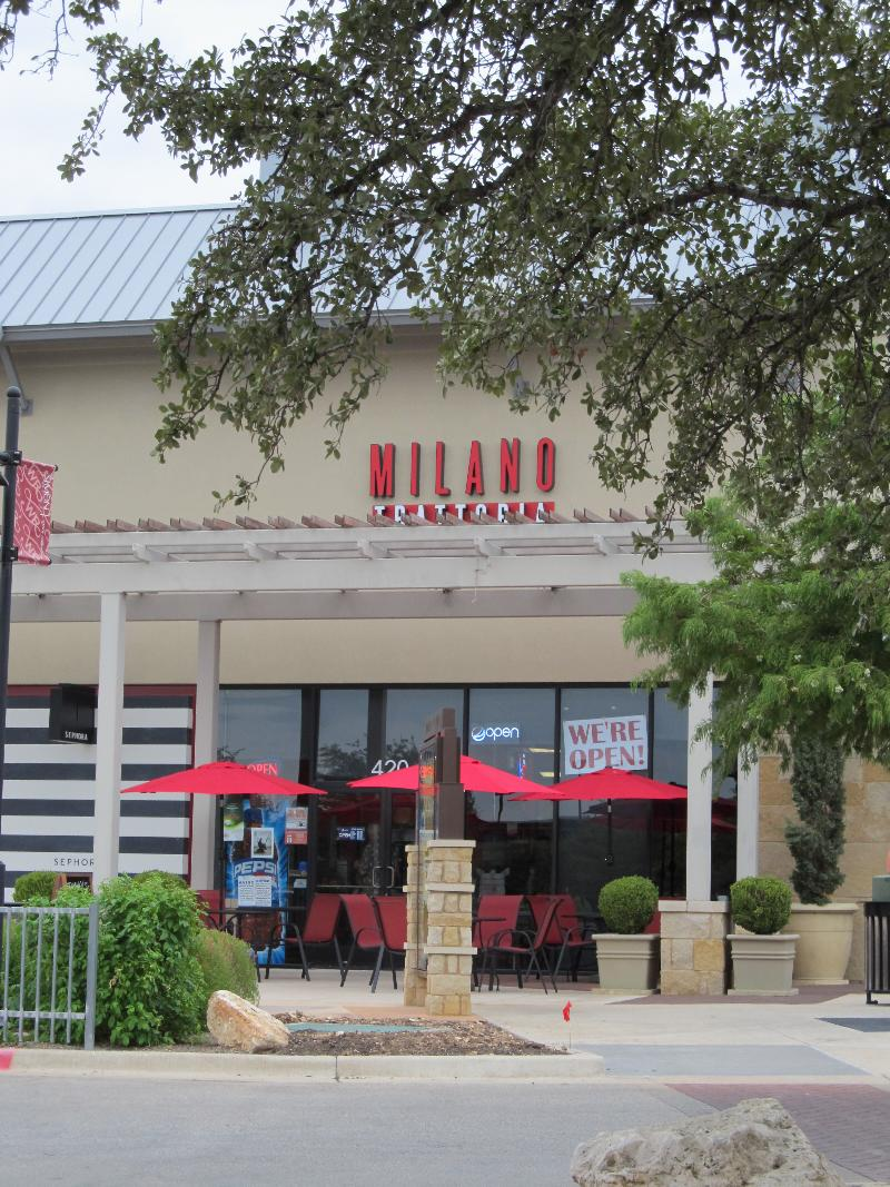New Italian Eatery Georgetown TX Real Estate Blog